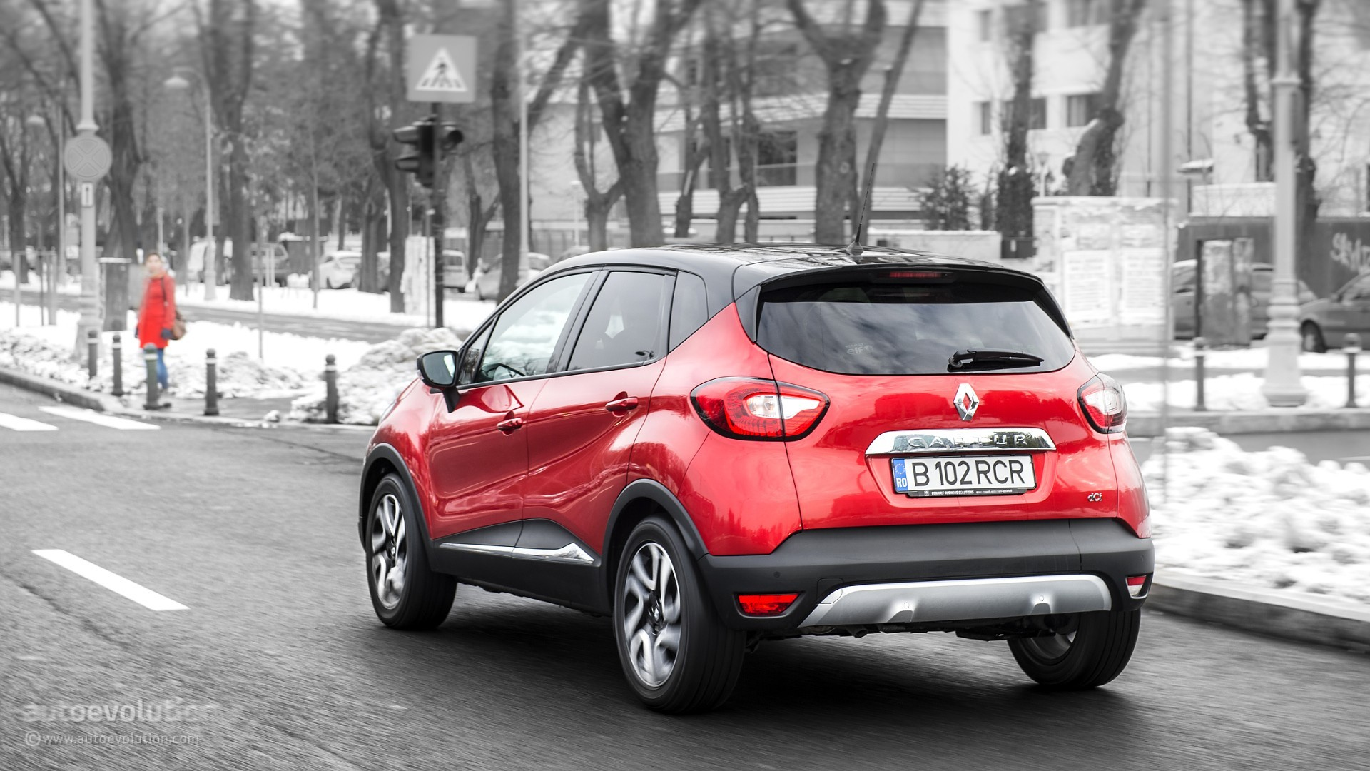 2015 Renault Captur Tested: Why Small Crossovers Are so Popular ...