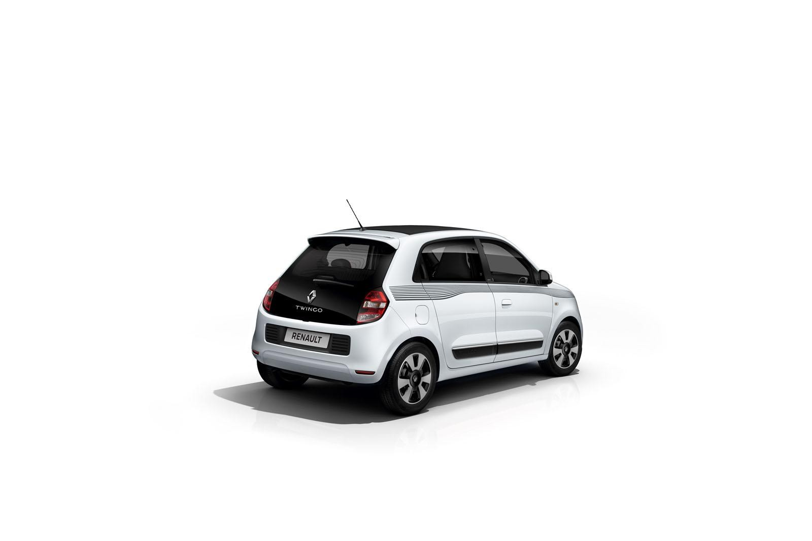 2015 renault twingo limited stands out from the crowd. Black Bedroom Furniture Sets. Home Design Ideas