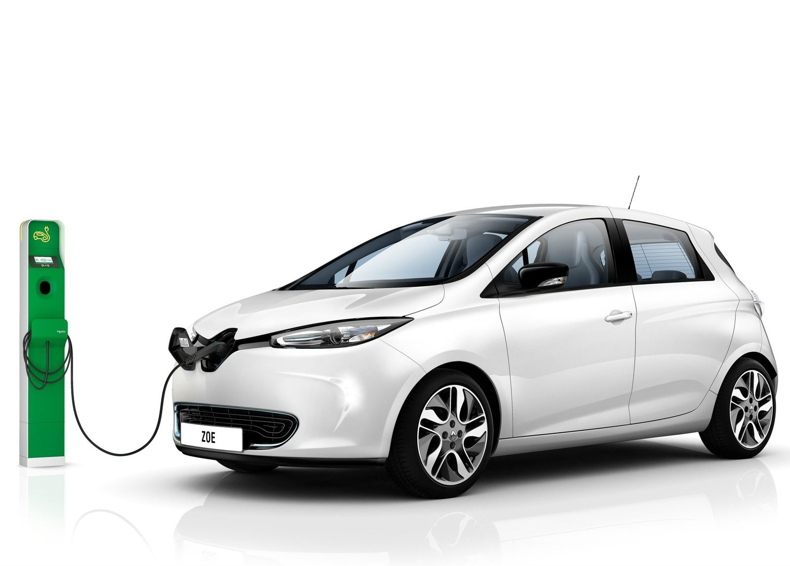 2015 Renault Zoe Gets More Range Reduced Charging Time Video Photo Gallery Autoevolution