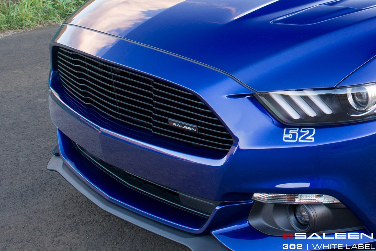 2015 Saleen 302 Mustang White Label Starts Filling Orders