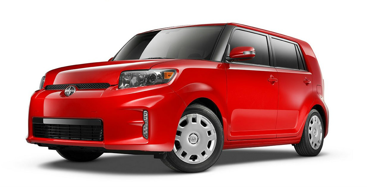 2015 scion xb arrives at dealers just in time for christmas autoevolution. Black Bedroom Furniture Sets. Home Design Ideas