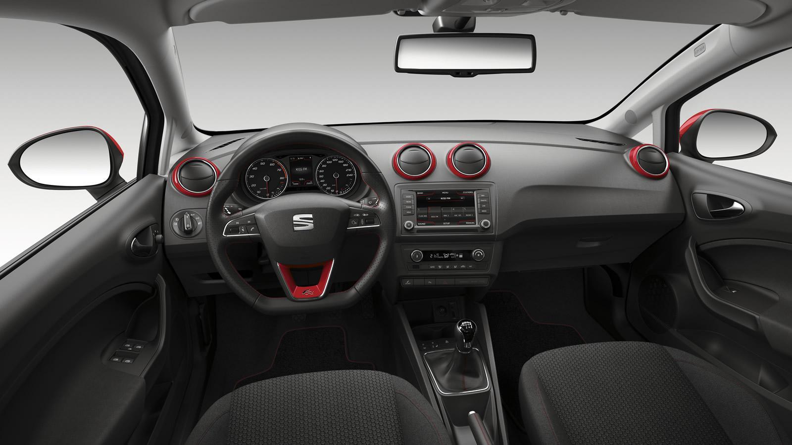 seat ibiza 2014 interior