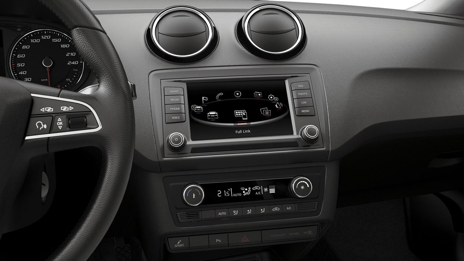 2015 SEAT Ibiza Facelift Gets Leon Interior Bits, Minor Cosmetic ...