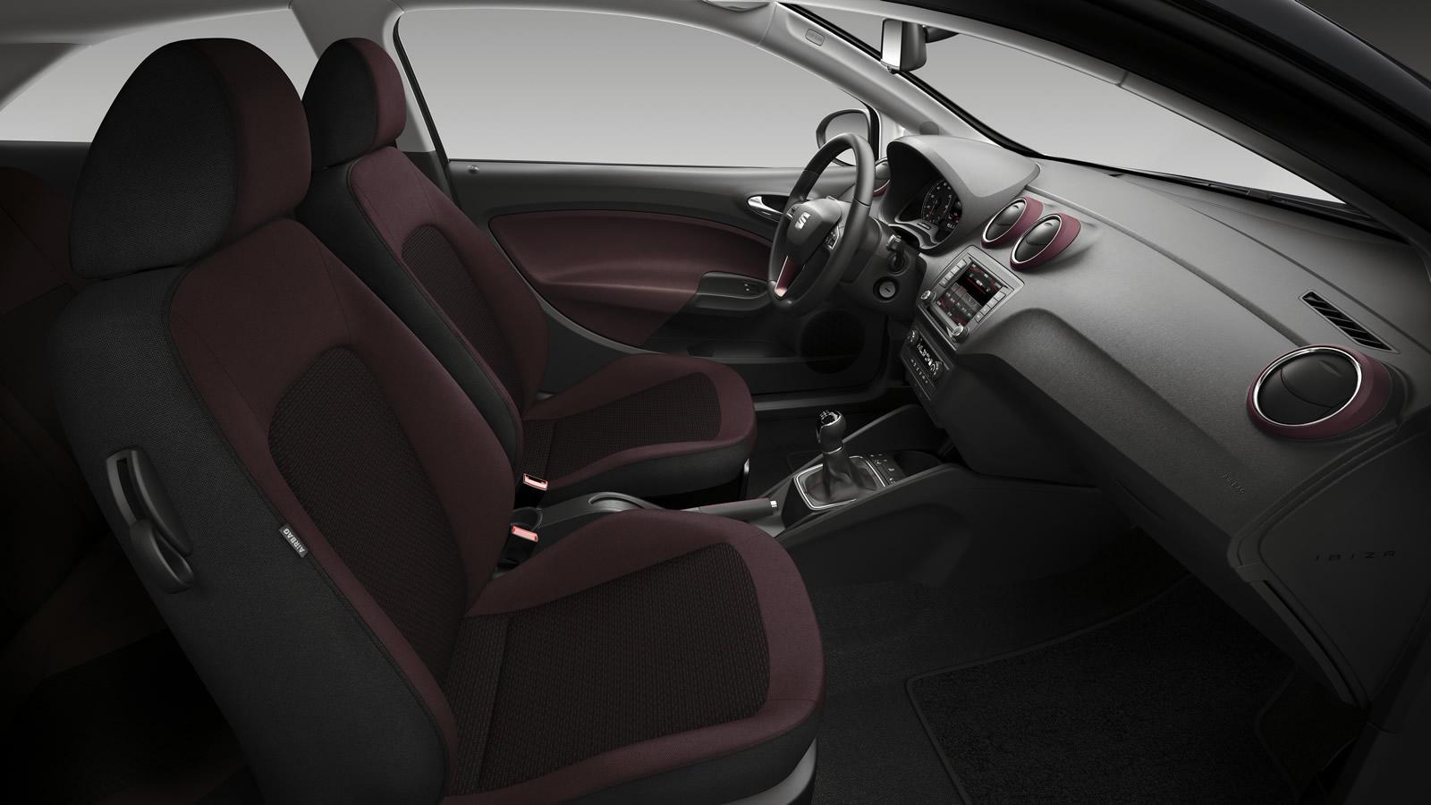 2015 SEAT Ibiza Facelift Gets Leon Interior Bits Minor Cosmetic