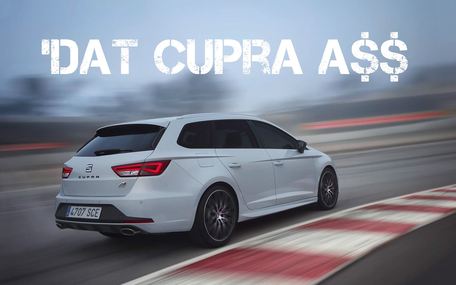 2015 seat leon st cupra revealed 280 hp hot estate. Black Bedroom Furniture Sets. Home Design Ideas