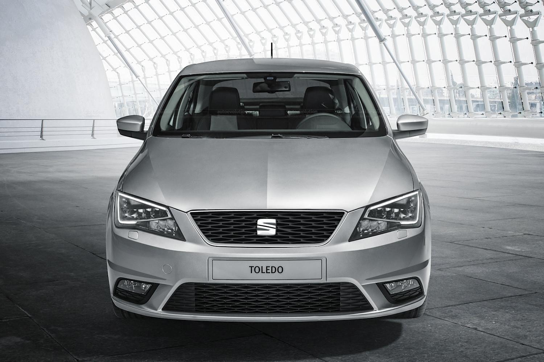 2015 seat toledo receives led headlights autoevolution. Black Bedroom Furniture Sets. Home Design Ideas