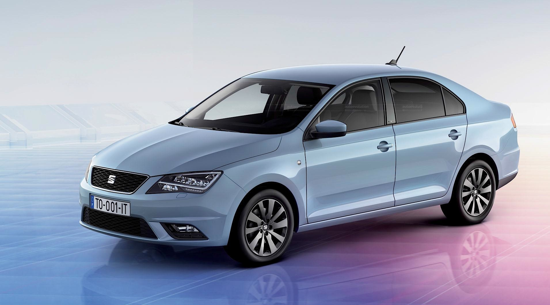 2015 SEAT Toledo Receives LED Headlights