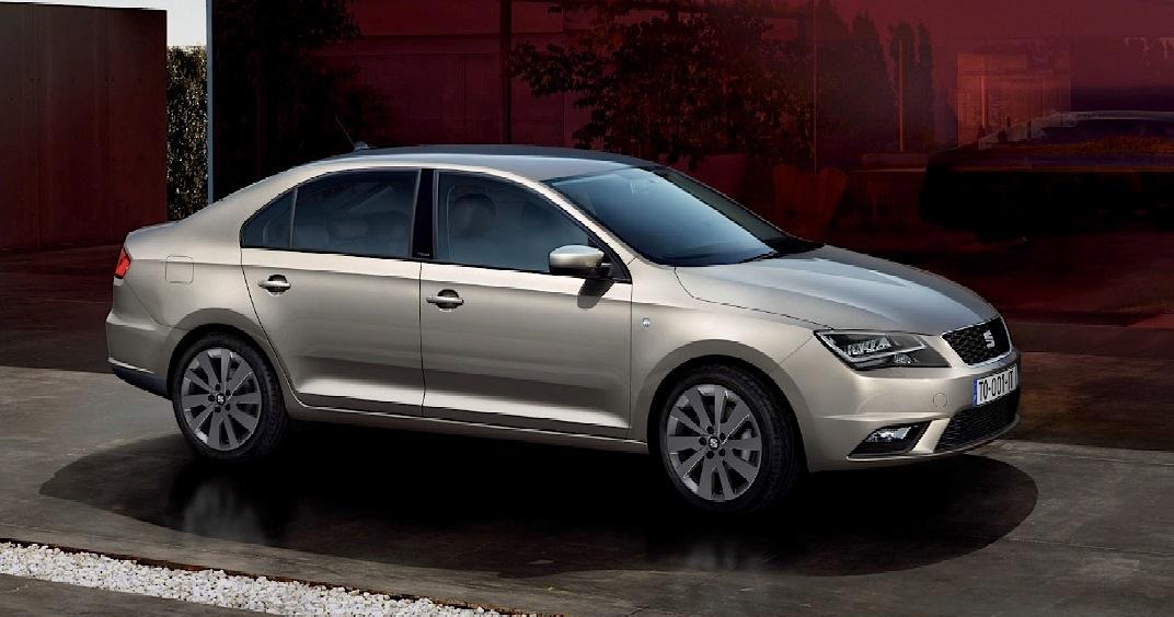 2015 Seat Toledo Receives Led Headlights Autoevolution