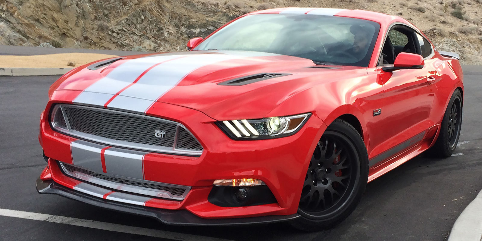 2015 Shelby Gt Is All Looks And No Supercharged Goodness