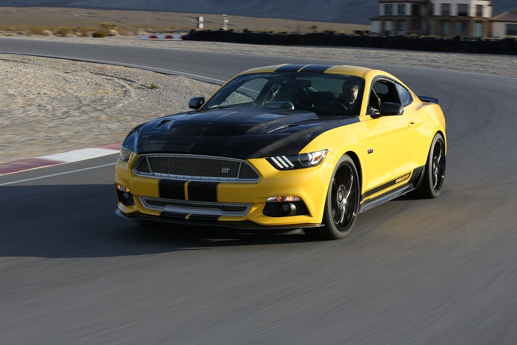 Ford Mustang Ecoboost >> 2015 Shelby GT Mustang Pricing Starts at $39,395 [Video] - autoevolution
