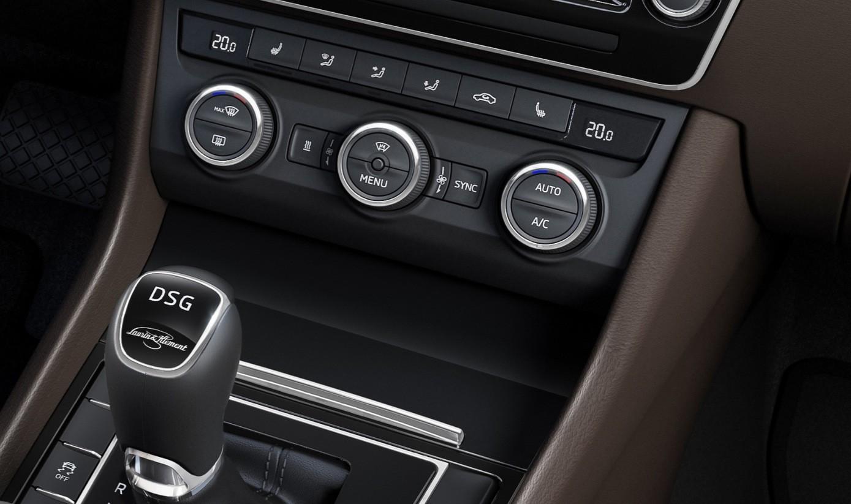 2015 Skoda Superb Teaser Video Shows Classic Car Heritage