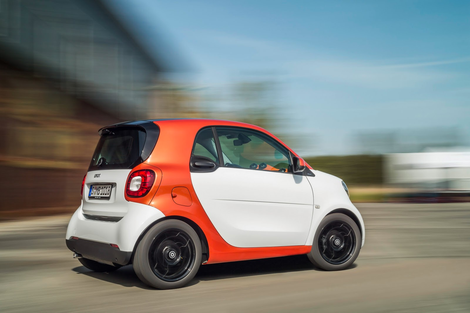 2015 smart fortwo forfour specifications officially released video autoevolution. Black Bedroom Furniture Sets. Home Design Ideas