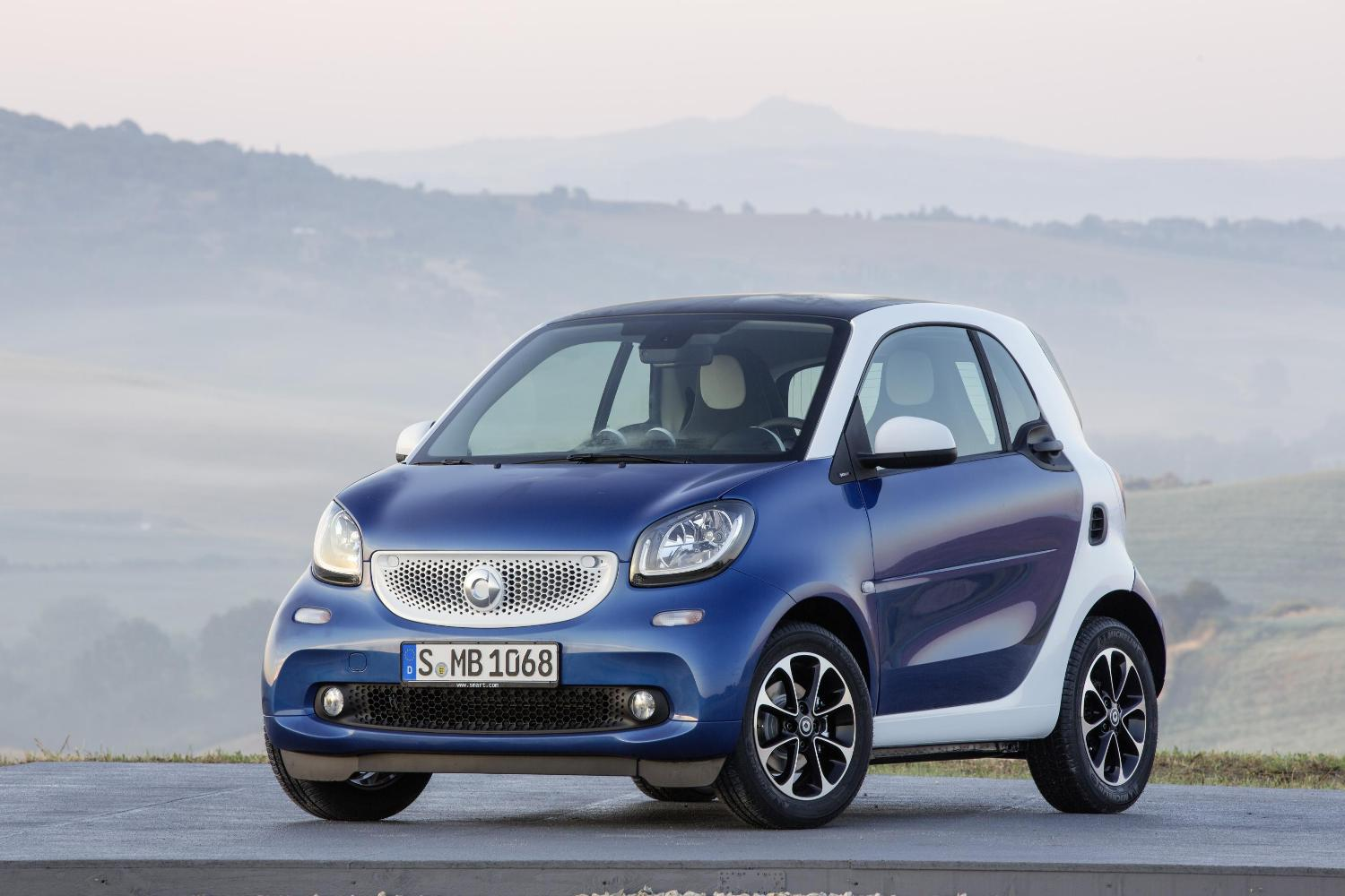 2015 smart fortwo amp forfour specifications officially