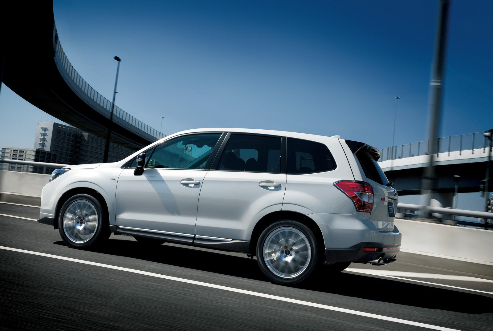 Subaru Forester Sti Breaks Cover Its Just A Japan Only Limited Edition Ts Photo Gallery