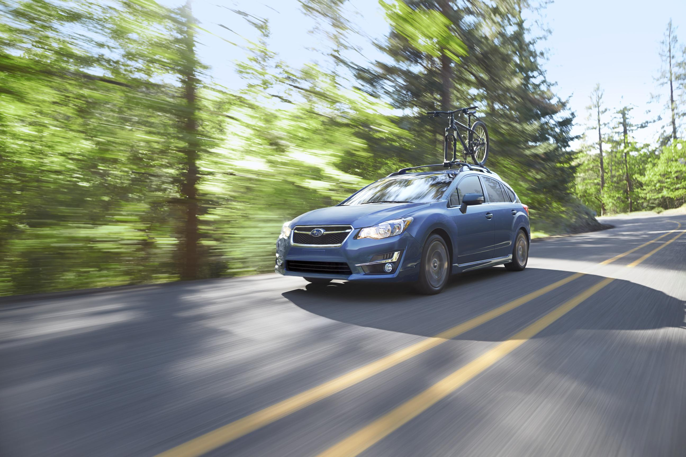 2015 Subaru Impreza Detailed Cvt Models Come With Active