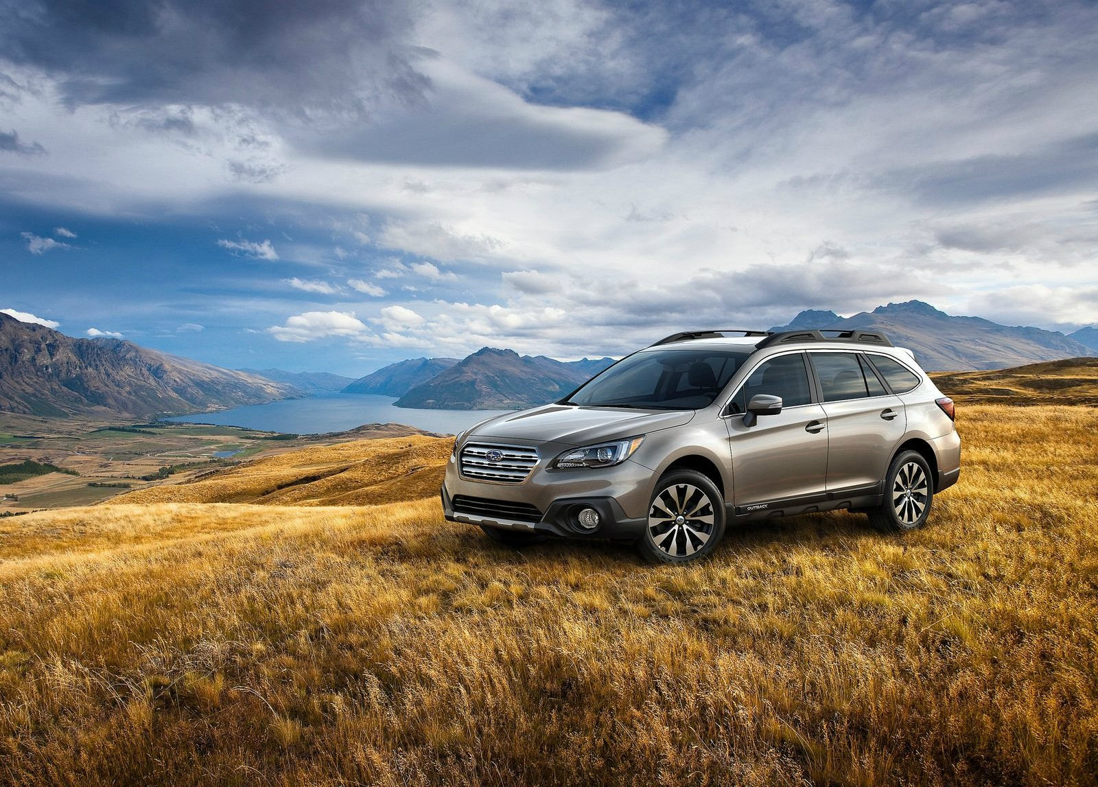 2015 subaru outback pricing announced for the uk autoevolution. Black Bedroom Furniture Sets. Home Design Ideas