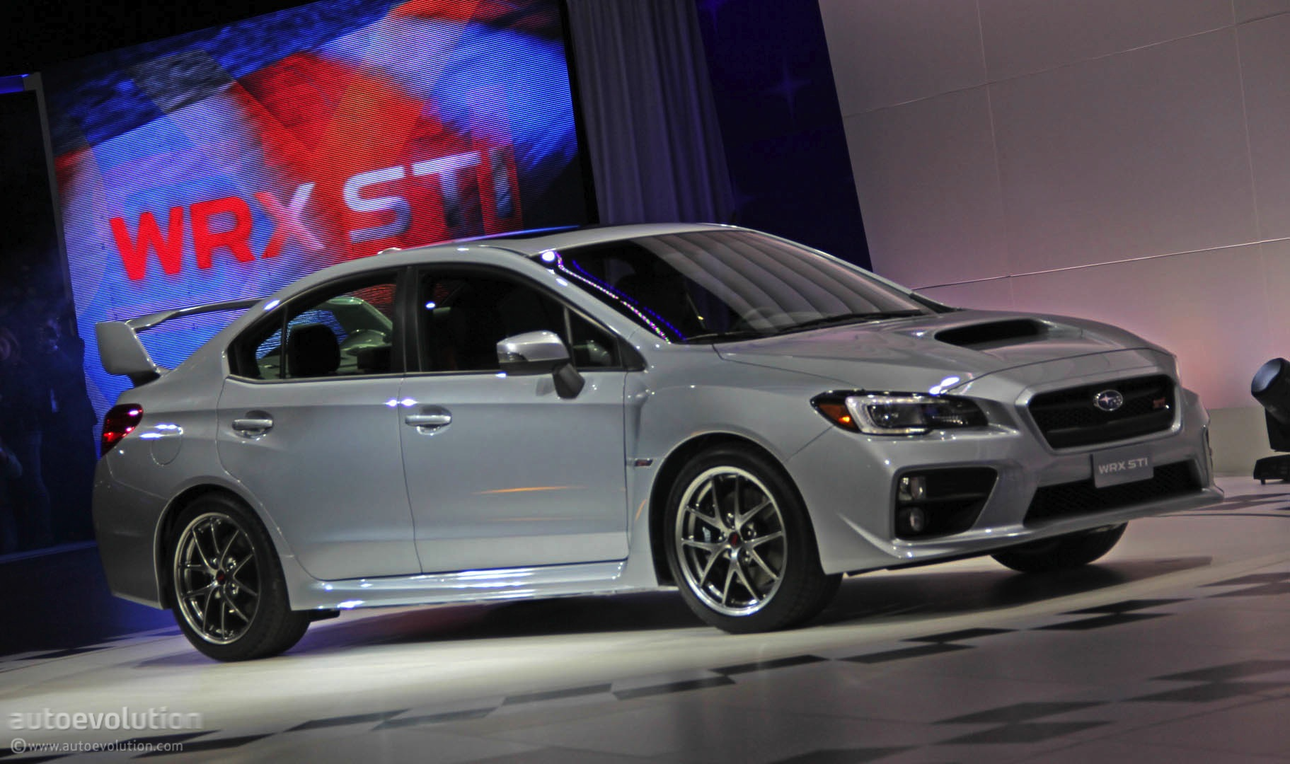 2015 subaru wrx and sti us pricing announced autoevolution. Black Bedroom Furniture Sets. Home Design Ideas