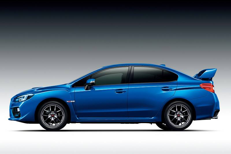 2015 Subaru WRX STI Coupe: What Should Have Been Built