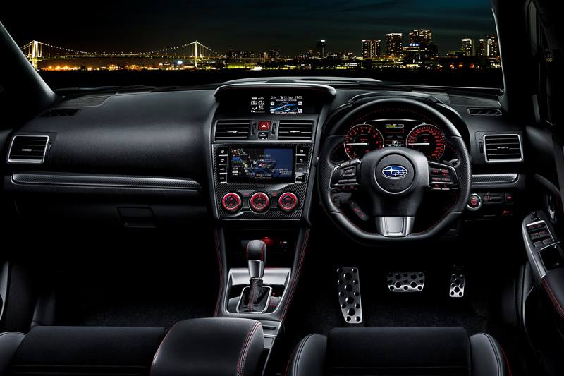 "Twin Turbo Wrx Sti >> 2015 Subaru WRX STI Gives Hot Girl ""The Ride of Her Life"" - autoevolution"