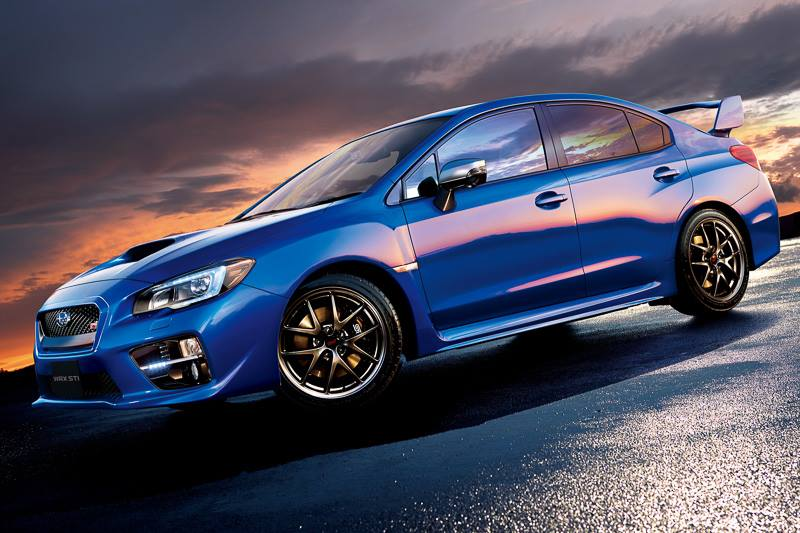 2015 Subaru Wrx S4 And Wrx Sti Get Improved In Japan