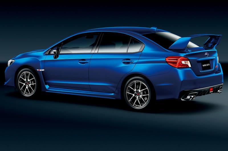 Subaru Official Says EJ25 Engine in 2015 WRX STI Has