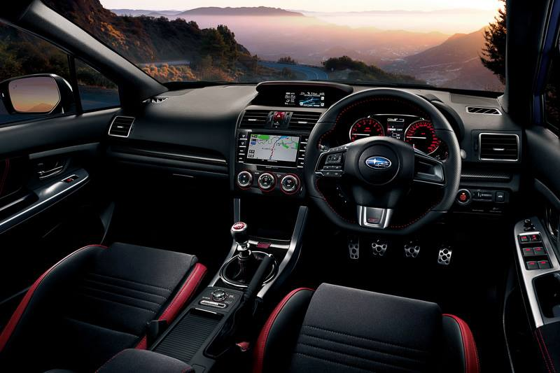 Fan Calls 2015 Subaru Wrx Sti A Quot Disappointment