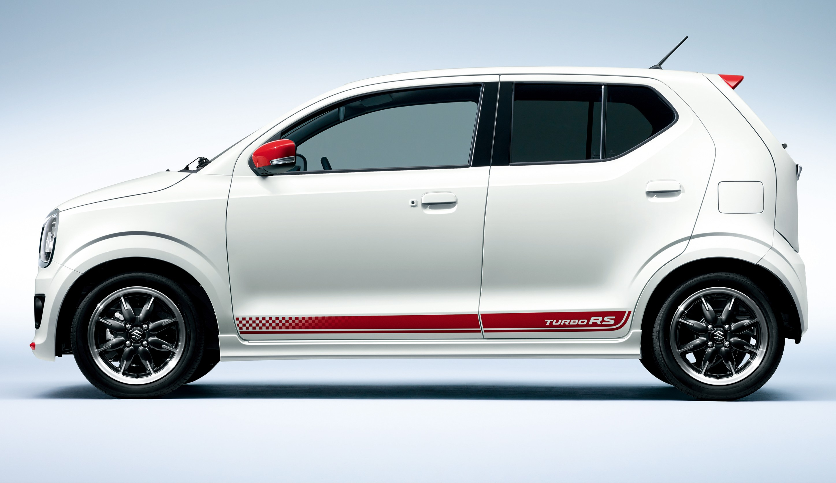2015 Suzuki Alto Turbo Rs Is Pocket Racer From Japan