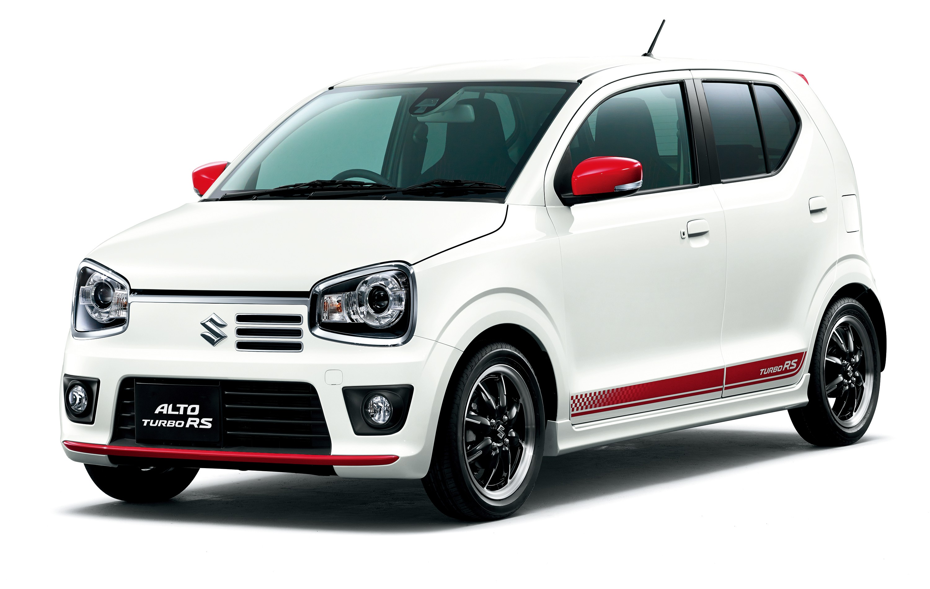 2015 Suzuki Alto Turbo Rs Is Pocket Racer From Japan Autoevolution