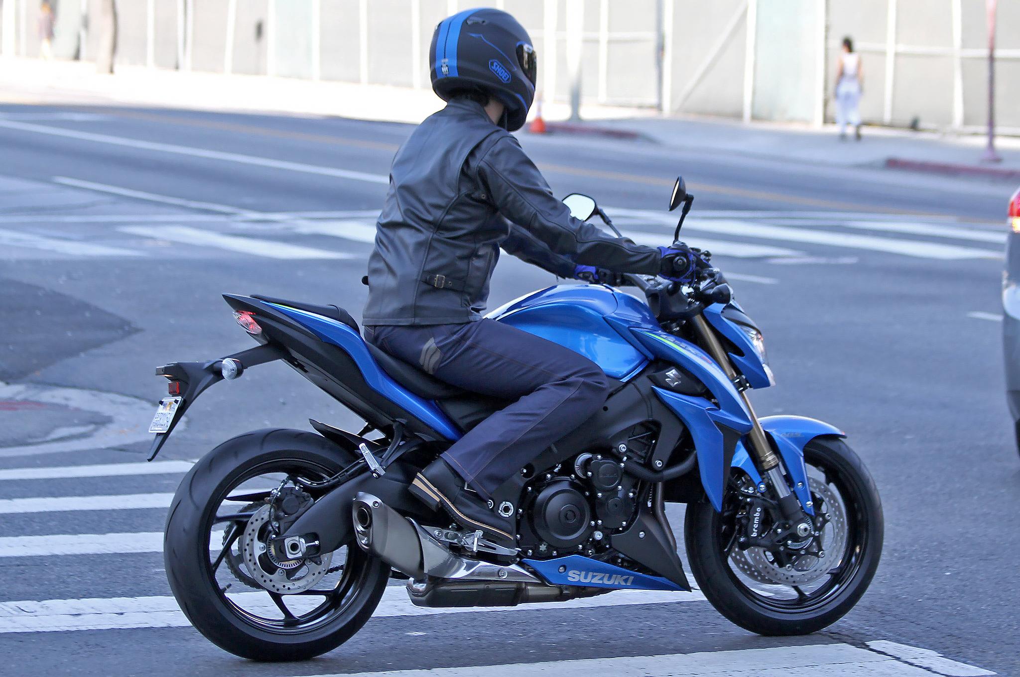 Suzuki F Bike
