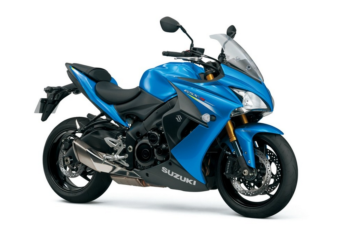 2015 suzuki gsx s1000 receives faired sibling the gsx s1000f autoevolution. Black Bedroom Furniture Sets. Home Design Ideas