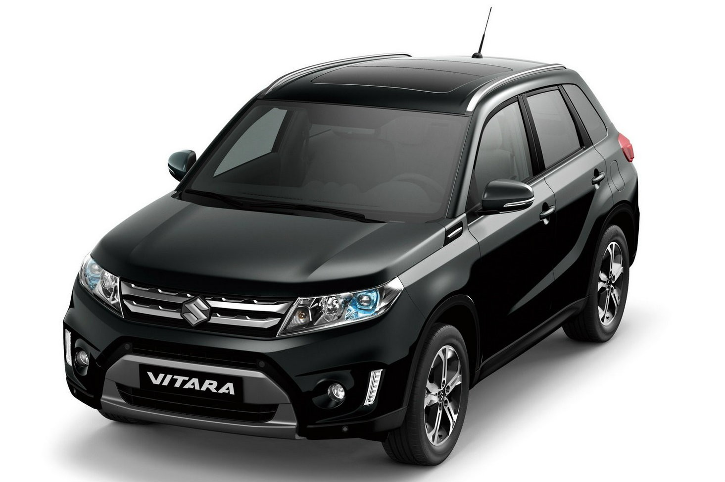 2015 suzuki vitara web black edition arriving in europe next year in march autoevolution. Black Bedroom Furniture Sets. Home Design Ideas