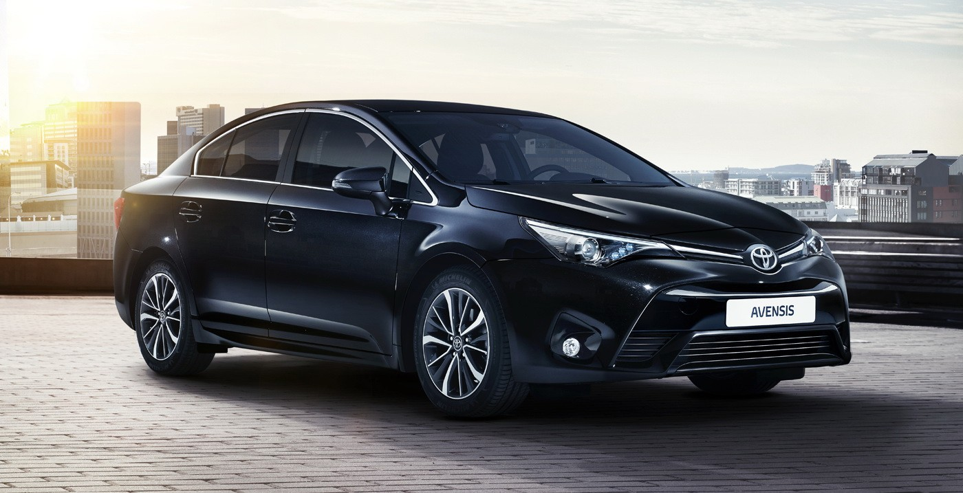 2015 toyota avensis facelift receives bmw diesel engines and fresh photos autoevolution. Black Bedroom Furniture Sets. Home Design Ideas
