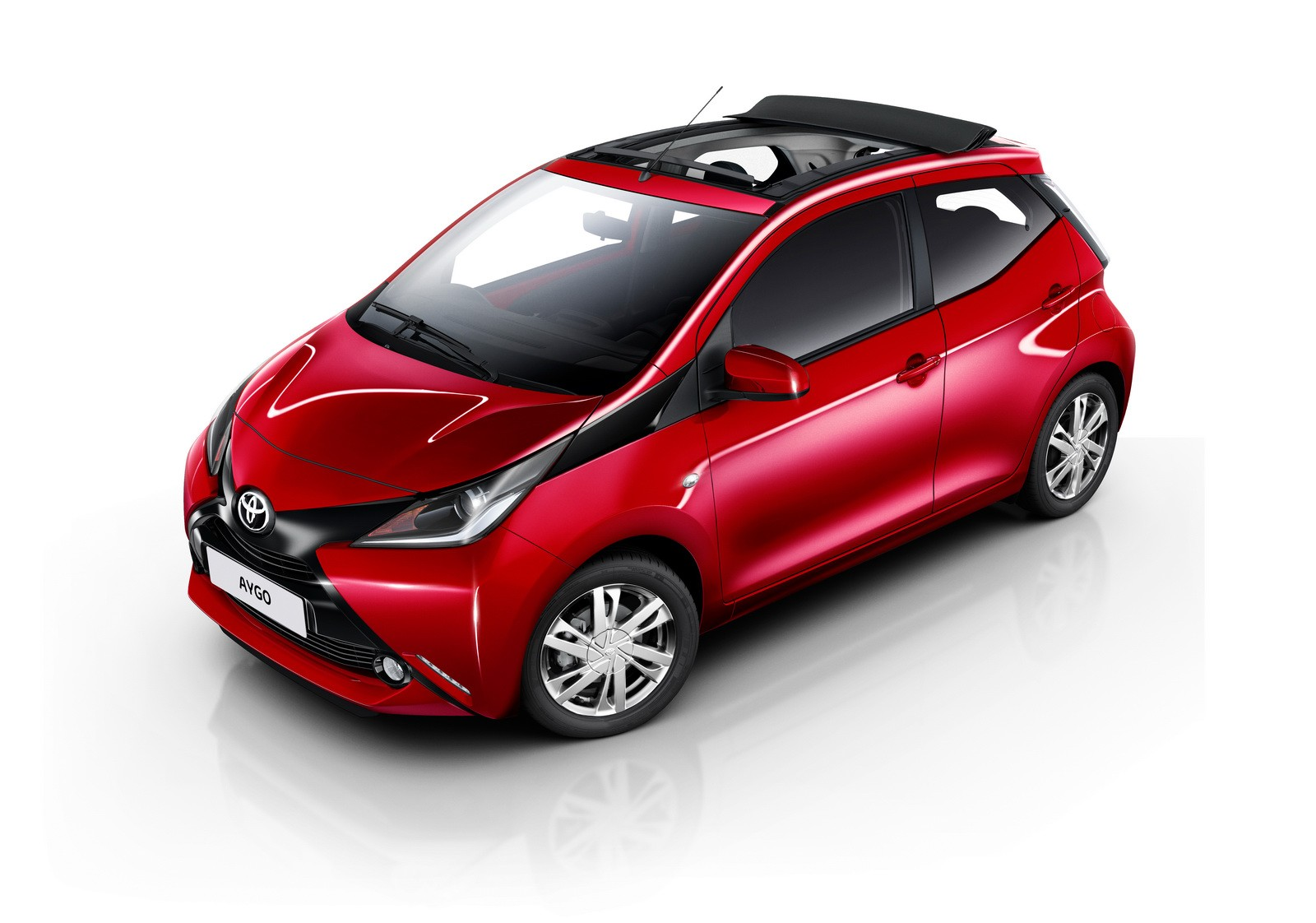 2015 toyota aygo now available with x wave canvas roof autoevolution. Black Bedroom Furniture Sets. Home Design Ideas