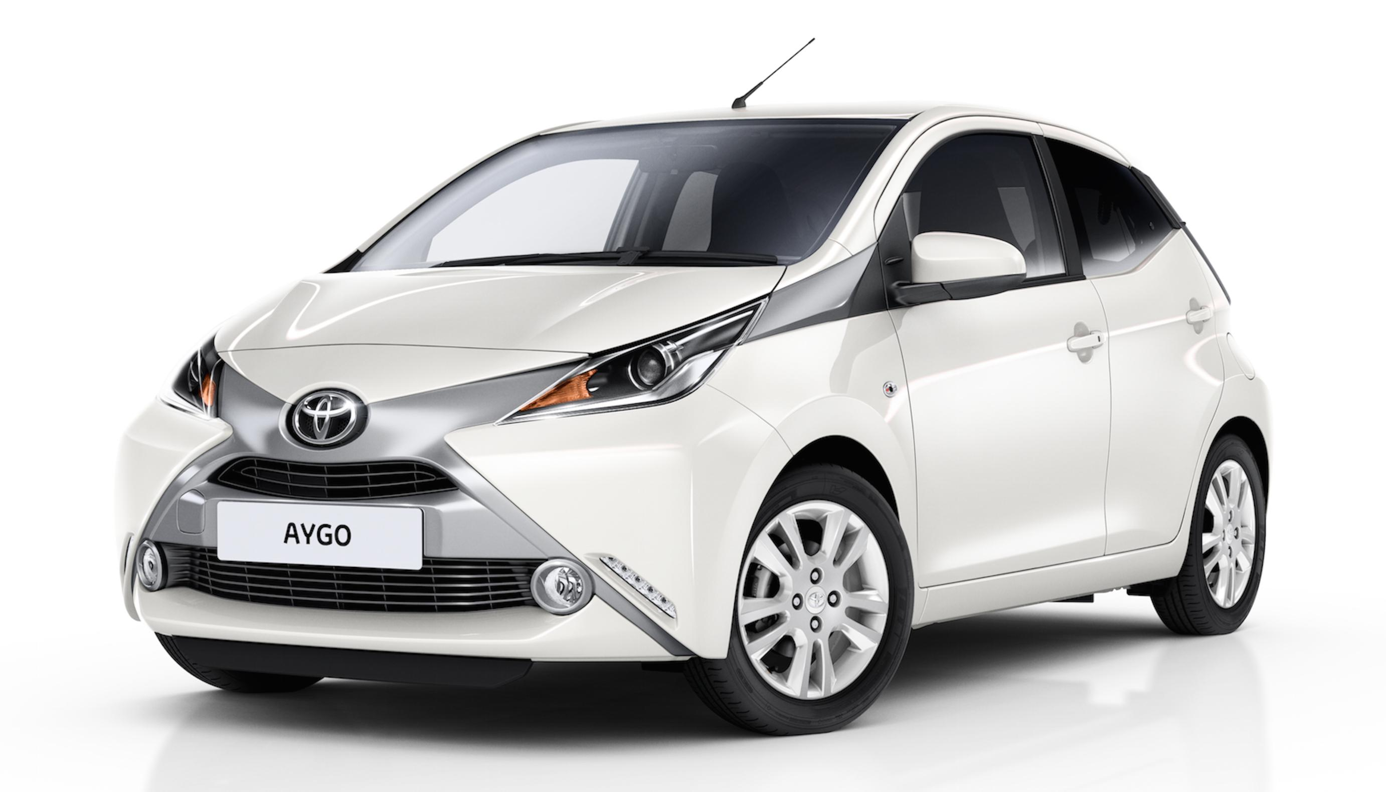 2015 toyota aygo x pure and x cite available to order from 11 295 autoevolution. Black Bedroom Furniture Sets. Home Design Ideas