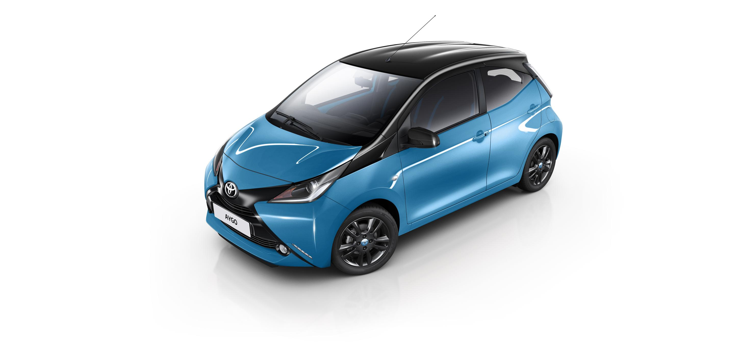 New Wave Auto >> 2015 Toyota Aygo x-pure and x-cite Available to Order from £11,295 - autoevolution