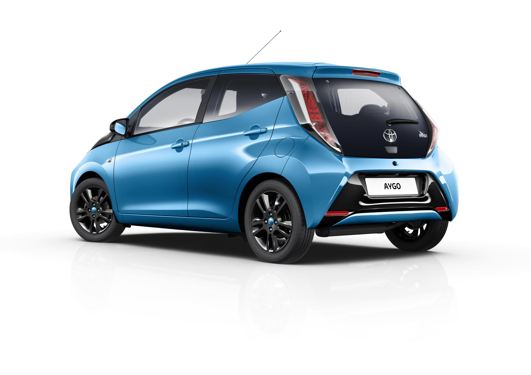 2015 toyota aygo x pure and x cite available to order from. Black Bedroom Furniture Sets. Home Design Ideas