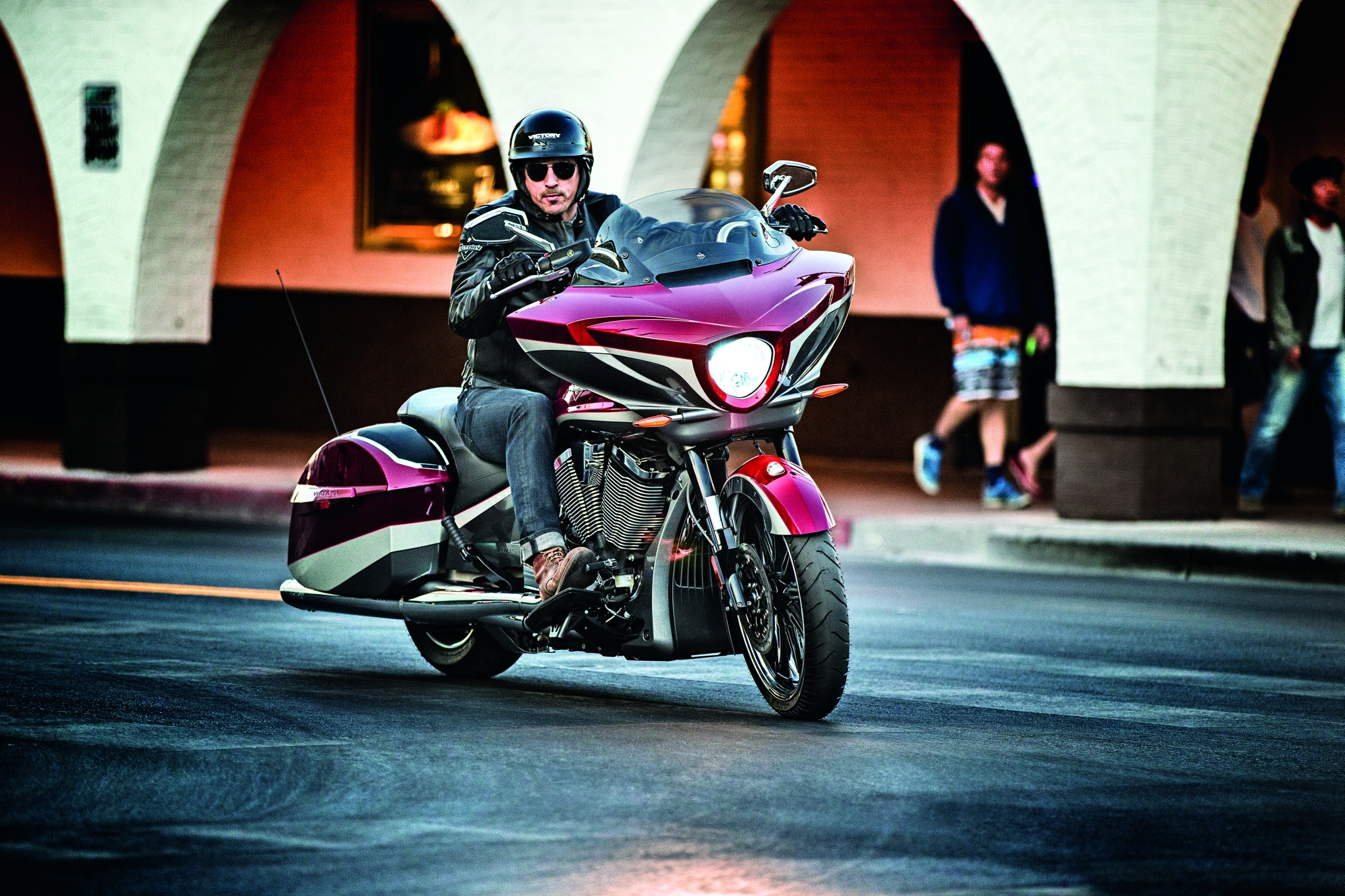 World Auto Sales >> 2015 Victory Magnum Introduced to the World - autoevolution