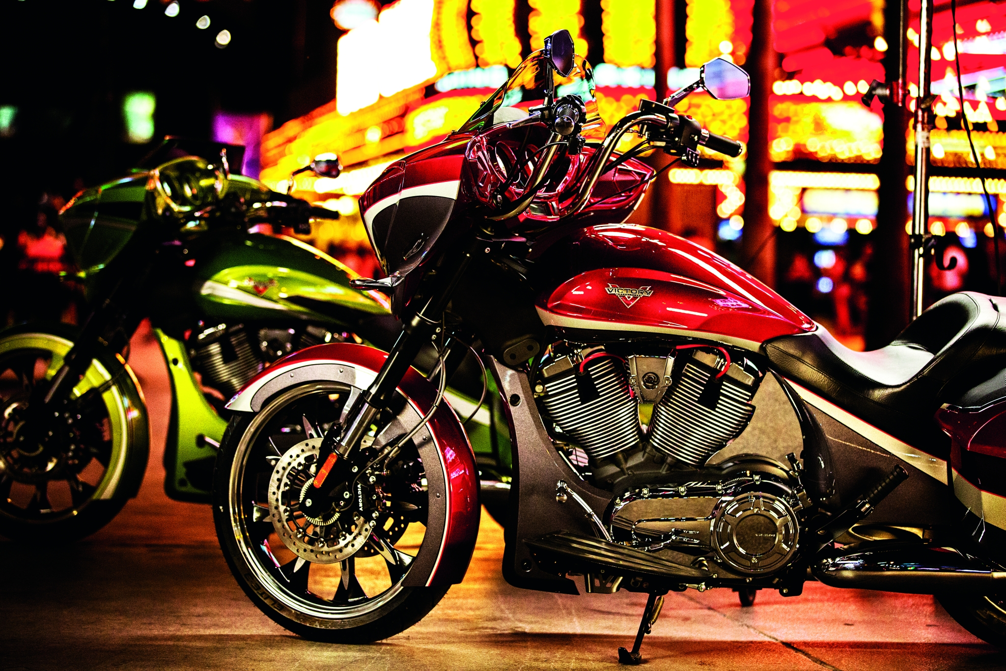 2015 Victory Magnum Introduced To The World Autoevolution