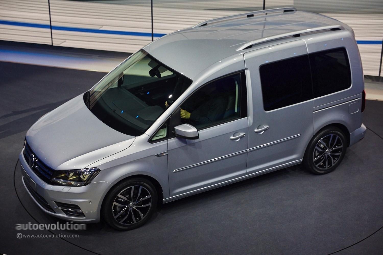 Vw Atlas Interior >> 2015 Volkswagen Caddy: the Working Class Hero Arrives in ...