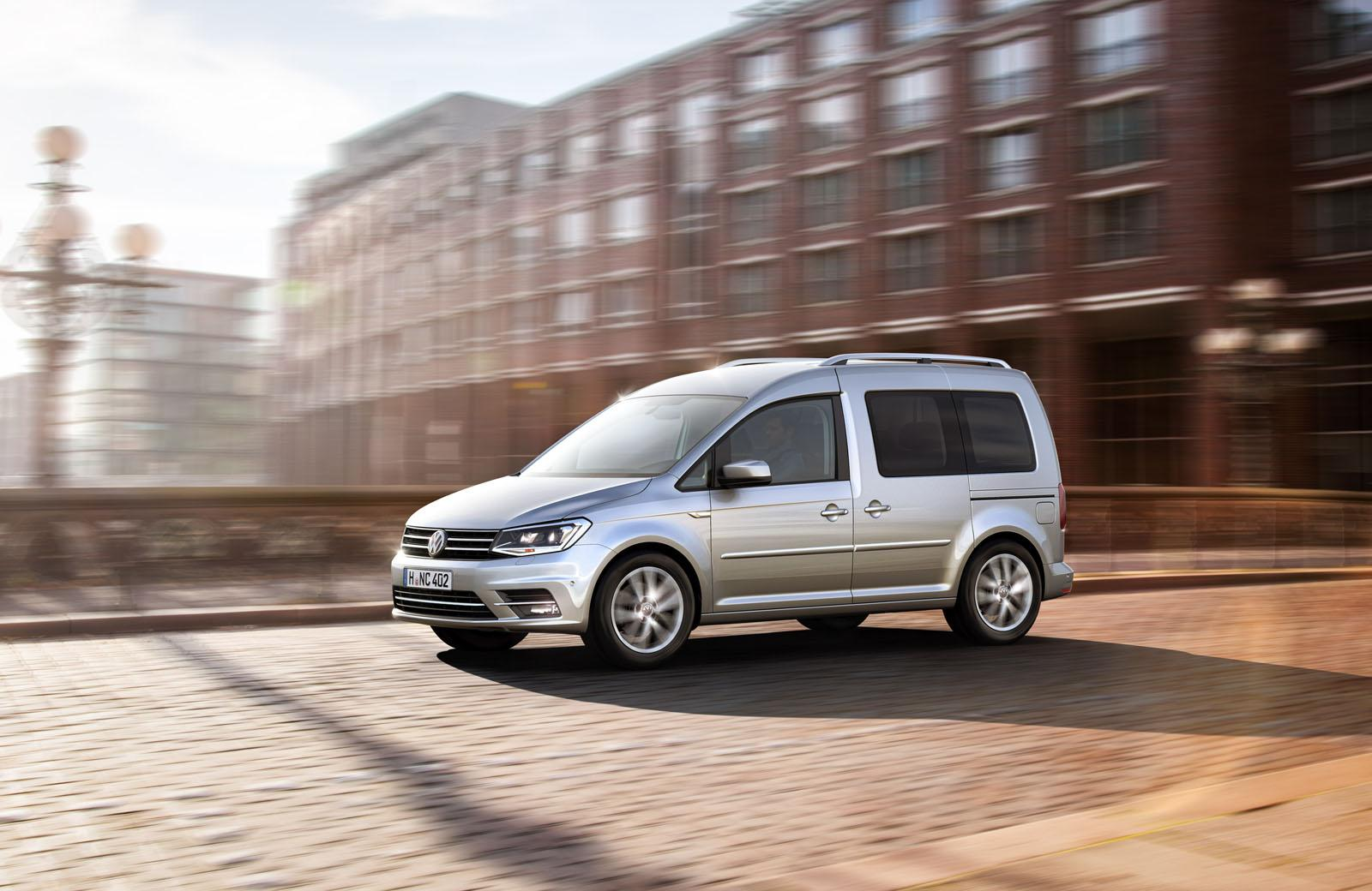 2015 volkswagen caddy unveiled with new 1 0 tsi 3 cylinder turbo engine autoevolution. Black Bedroom Furniture Sets. Home Design Ideas