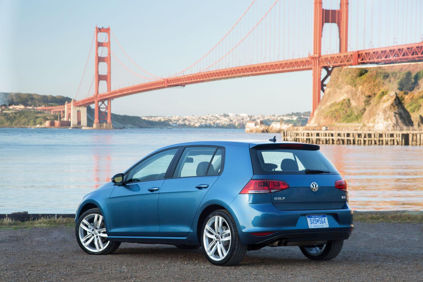 2015 volkswagen golf us pricing announced autoevolution. Black Bedroom Furniture Sets. Home Design Ideas