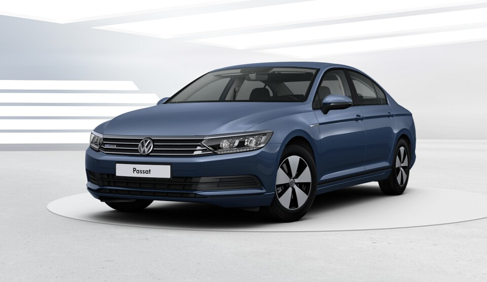 2015 volkswagen passat 1 6 tdi bluemotion launched in germany from 29 425 autoevolution. Black Bedroom Furniture Sets. Home Design Ideas
