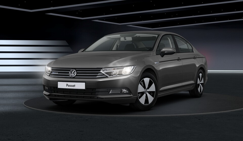 Volkswagen Passat Tdi Bluemotion Launched In Germany From