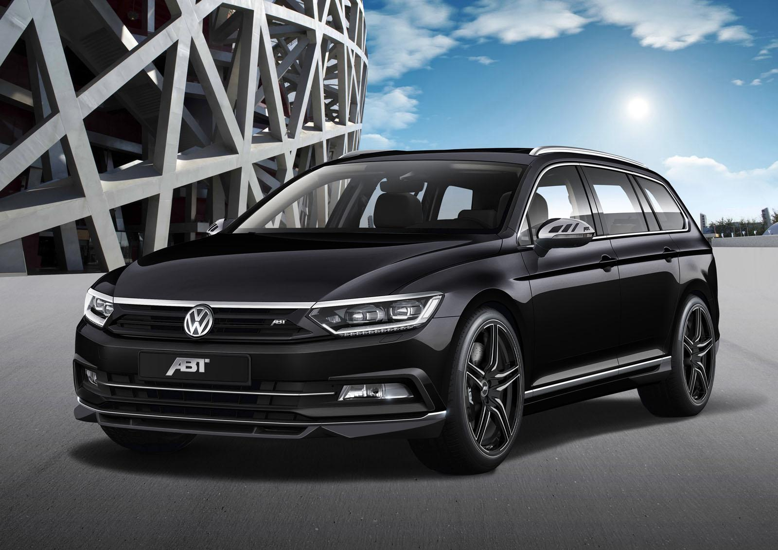 2015 Volkswagen Passat 2.0 BiTDI Tuned to 280 HP by ABT Sportsline ...