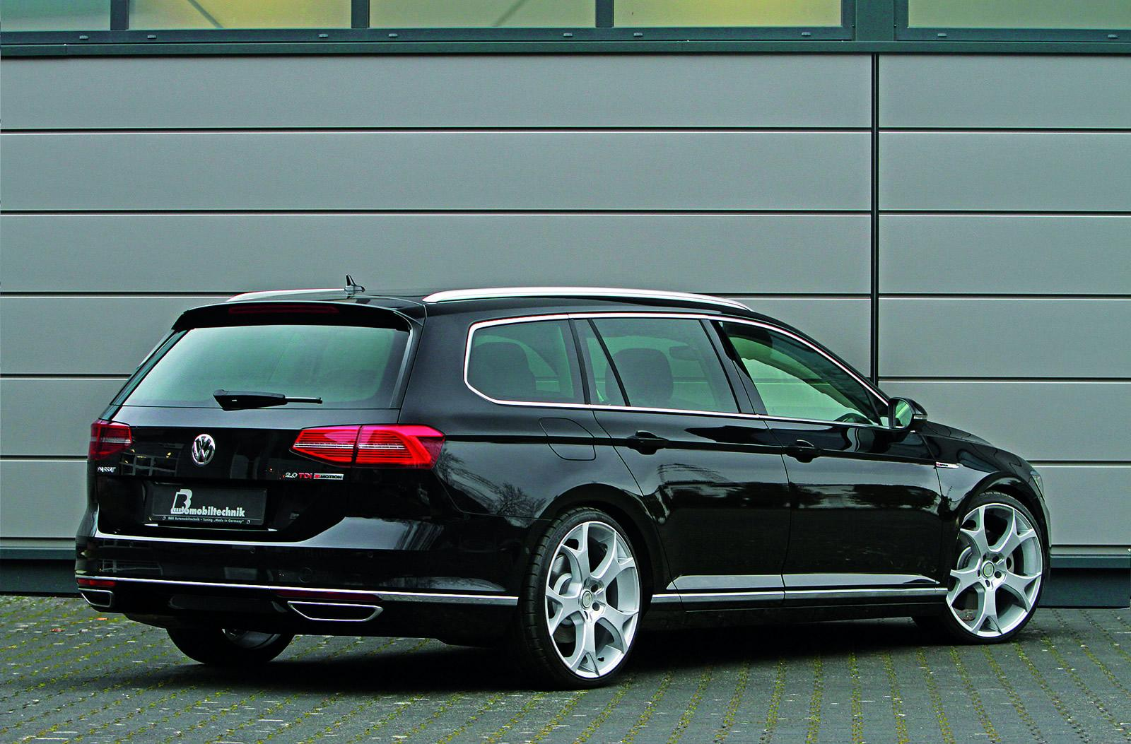 2015 Volkswagen Passat 2.0 BiTDI Tuned to 300 HP: B8 Torque Monster ...