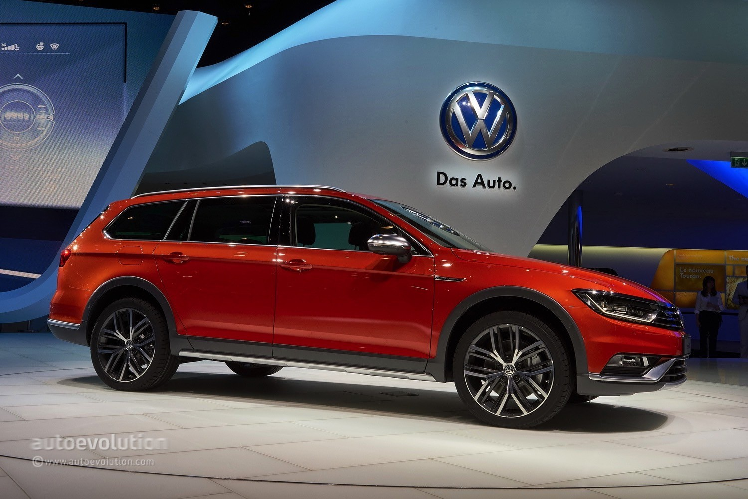 2015 volkswagen passat alltrack goes on sale in germany. Black Bedroom Furniture Sets. Home Design Ideas