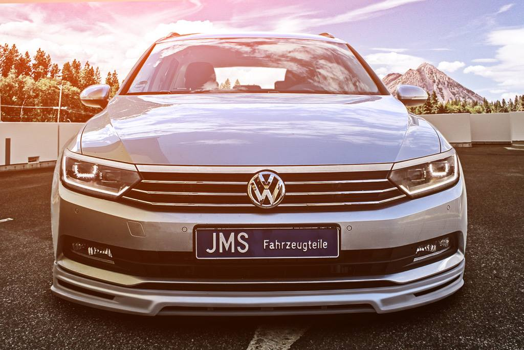 2015 Volkswagen Passat B8 Tuned By Jms Fahrzeugteile