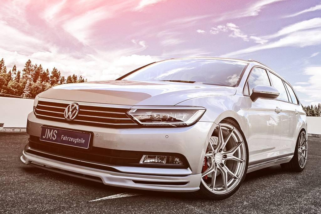 2015 volkswagen passat b8 tuned by jms fahrzeugteile. Black Bedroom Furniture Sets. Home Design Ideas