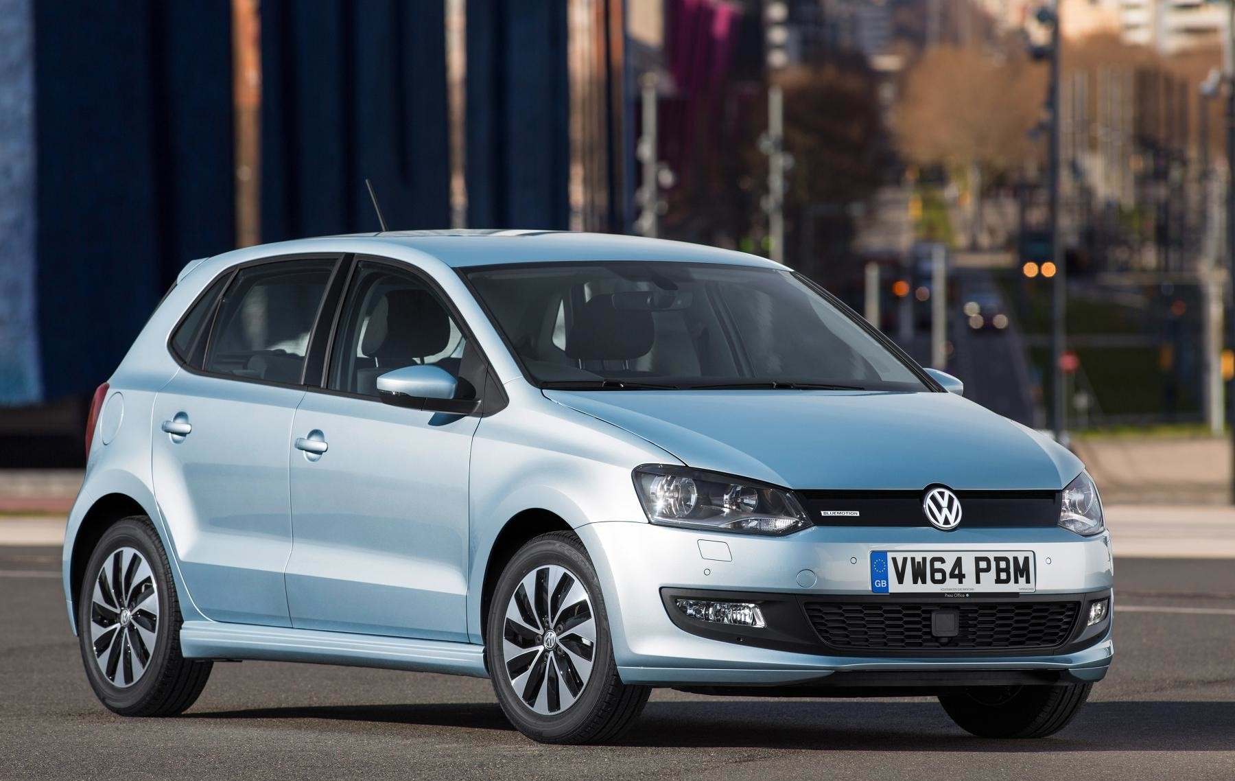 2015 volkswagen polo 1 0 tsi bluemotion launched in britain autoevolution. Black Bedroom Furniture Sets. Home Design Ideas