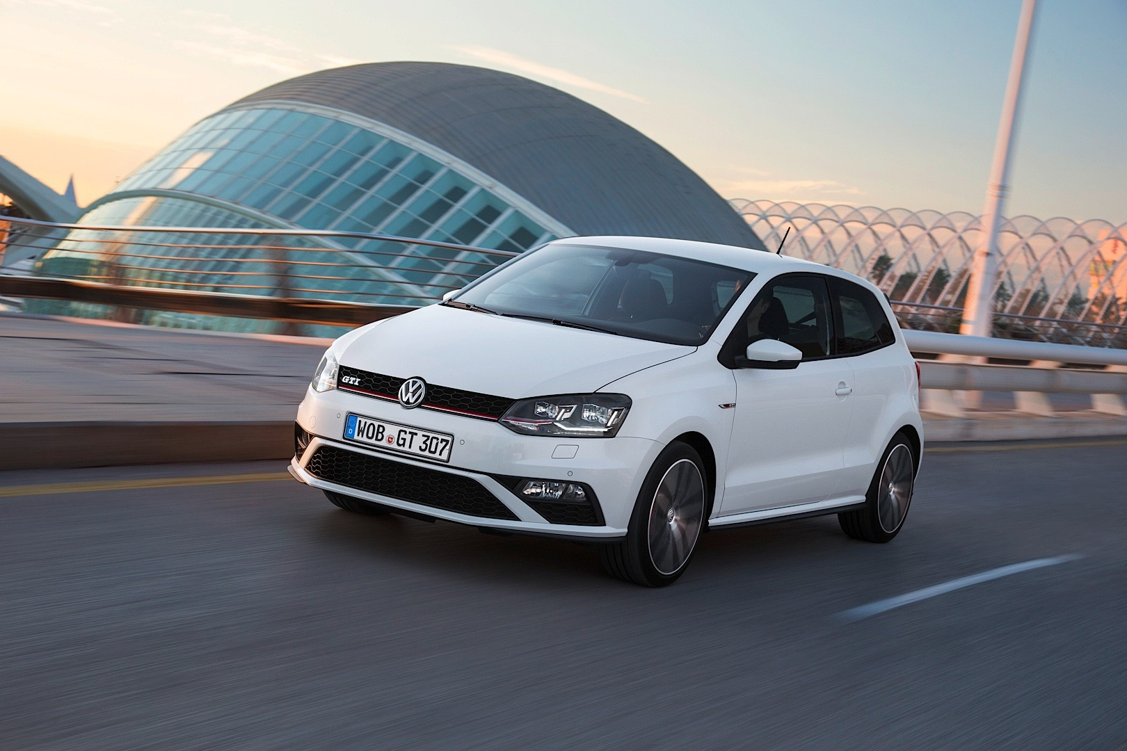 2015 Volkswagen Polo GTI (6R Facelift): New Photos and Details ...